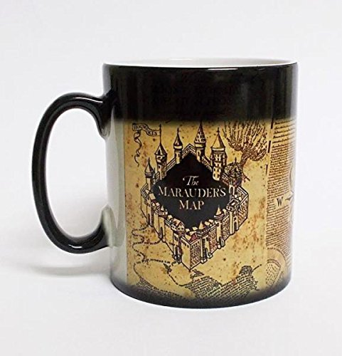 Harry Potter Heat Change Mug