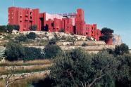 Muralla Roja Calpe Spain Ricardo Bofill