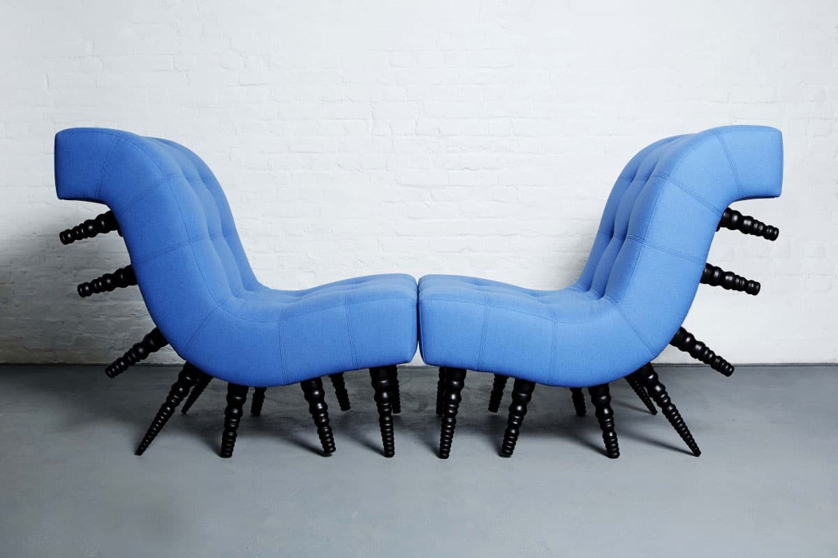 unusual chair legs office covers for sale duffy london milli noveltystreet