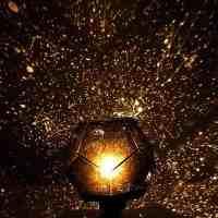 Star Projector Laser Light Lamp
