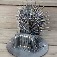 Iron Throne Chair Wood Rocking Chairs For Sale Pay The Price Phone Holder Noveltystreet Aside From Being A You Can Also Slip In Charger Cable Inside And Turn It Into Docking Station