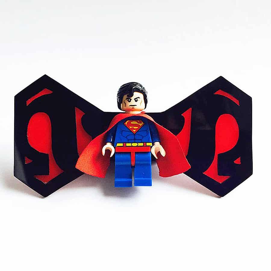 Superman Bow Tie