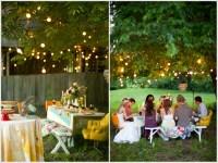 Beautiful Backyard Wedding   novemberseven