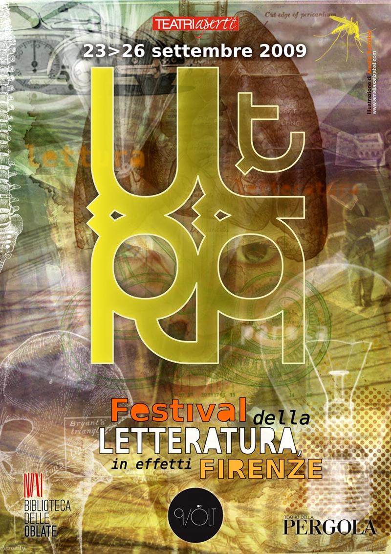 ULTRA un festival letterario a Firenze  Nella vasca dei