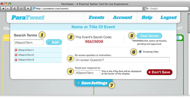 5 aplicaciones prácticas y curiosas para twitter (2/6)