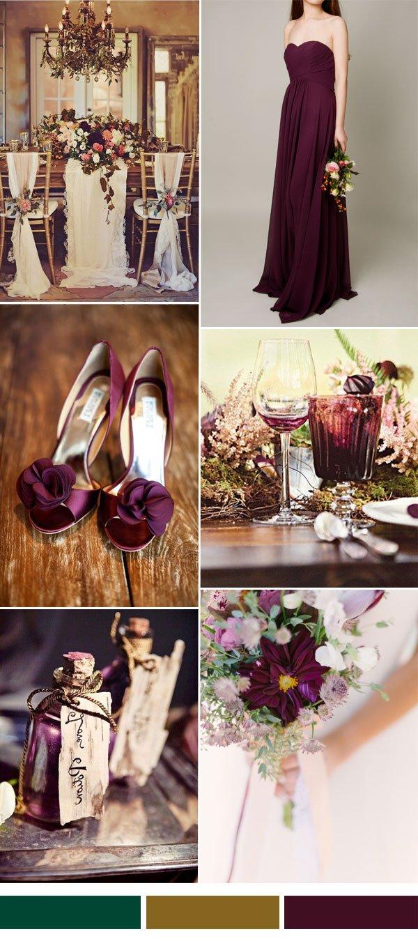 Colores para bodas 2018  de 350 fotos e ideas  Novias y