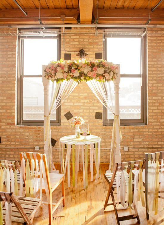 Adornos para boda 35 fotos e ideas caseras  Novias y Bodas