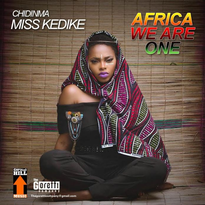 Chidinma-–-Africa-We-Are-One-ART