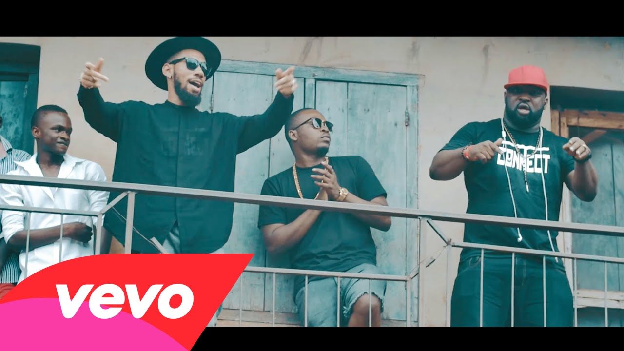 DOWNLOAD VIDEO: Phyno – Connect