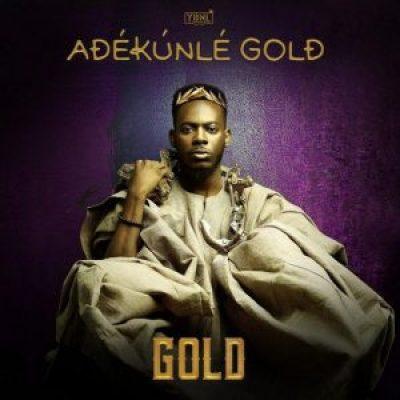Adekunle-Gold-GOLD-Album-Art