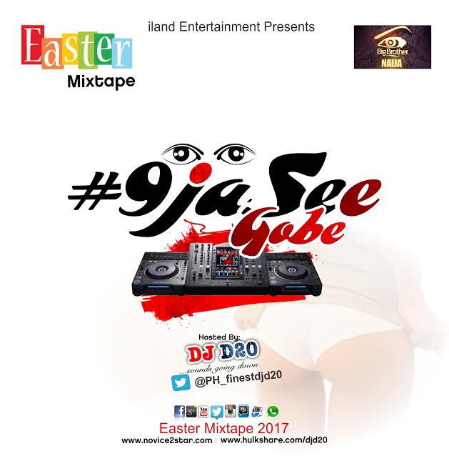 Mixtape dj d20 bb9ja see gobe mix novice2star - Welcome to the ghetto instrumental ...