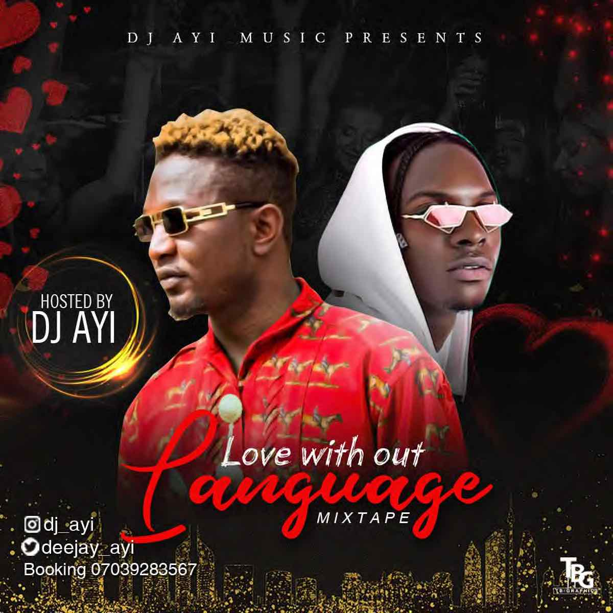 Mixtape dj ayi love without language mix novice2star - Welcome to the ghetto instrumental ...