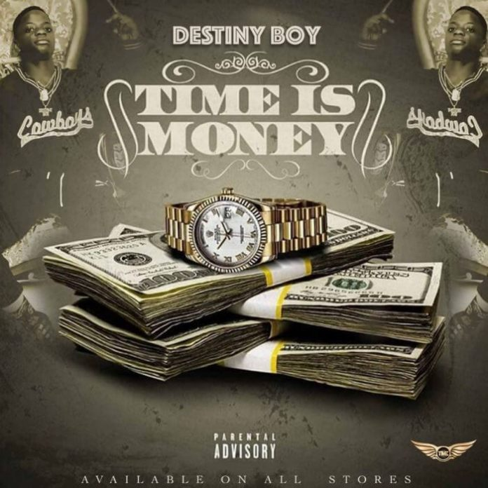Destiny Boy Time Is Money