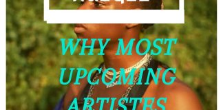 Facts With Kulgee: Why Most Upcoming Artistes never blow