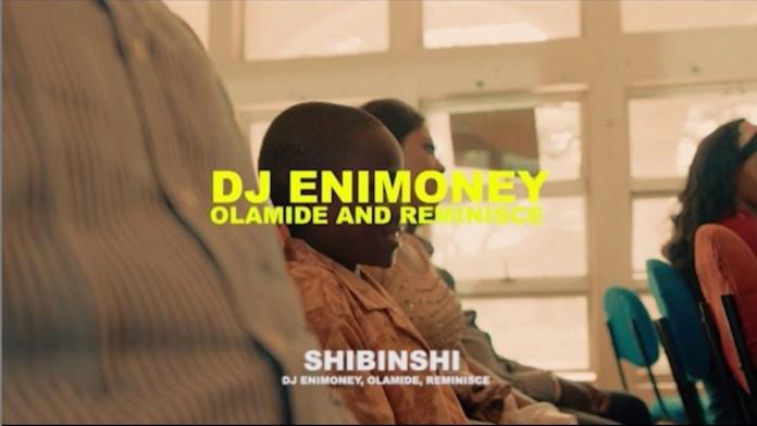 "DJ Enimoney ft. Olamide x Reminisce - ""Shibinshii"" Video"