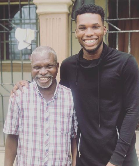 Victor AD Loses Father
