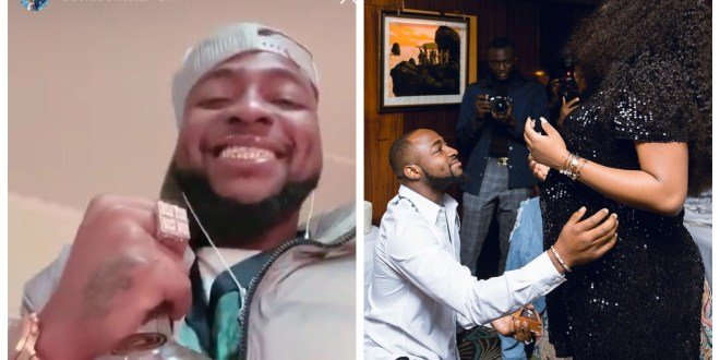BREAKING! Davido and Chioma Welcomes Baby Boy (See Photos)