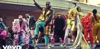 Patoranking ft Busiswa - 'Open Fire' Video