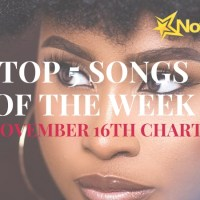 Top 5 Nigerian Songs Of The Week – November 16 2019 Chart