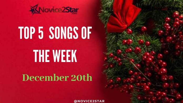 song of the week December