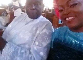 BREAKING! Actor Funke Akindele Loses Dad