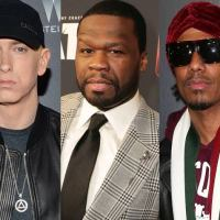 50 Cent Threatens  Nick Canon Over Eminem Diss