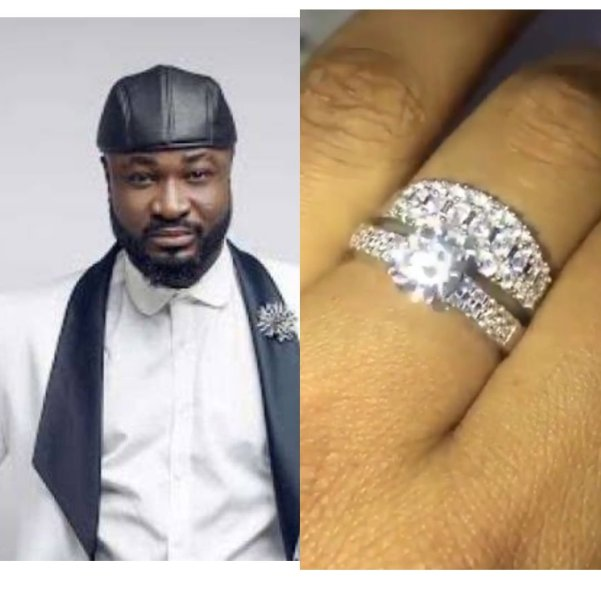 Wow! Singer Harrysong Finally Engages Lover 'Isioma'