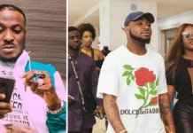 DMW vs GoldenBoy Ent: Peruzzi Accused of Sleeping With Davido's Fiancé Chioma