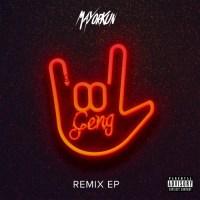 "Mayorkun - ""Geng Naija Remix"" ft MI Abaga, Vector, Sinzu & Ycee"