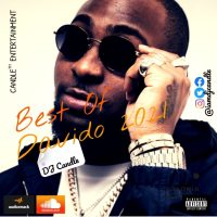 MIXTAPE: DJ Candle -  Best Of Davido 2021 (Vol. 2) Mix