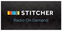 Subscribe via Stitcher