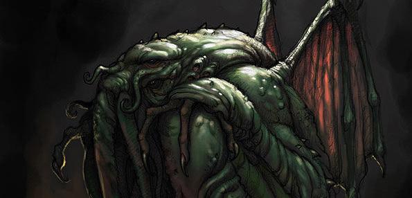 """Dagon"" de H. P. Lovecraft | Noviembre Nocturno 1"