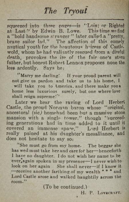 H.P. Lovecraft - Terrores Bibliográficos (1917-1959) | Noviembre Nocturno 18