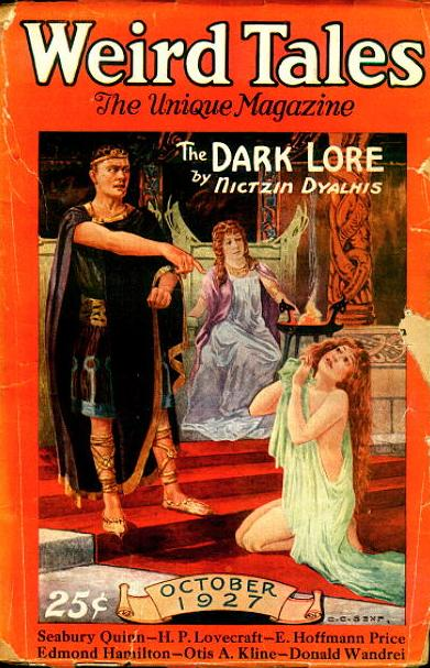 H.P. Lovecraft - Terrores Bibliográficos (1917-1959) | Noviembre Nocturno 43