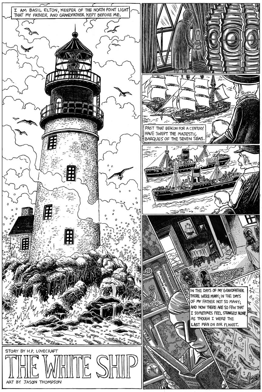 H.P. Lovecraft - Terrores Bibliográficos (1917-1959) | Noviembre Nocturno 8