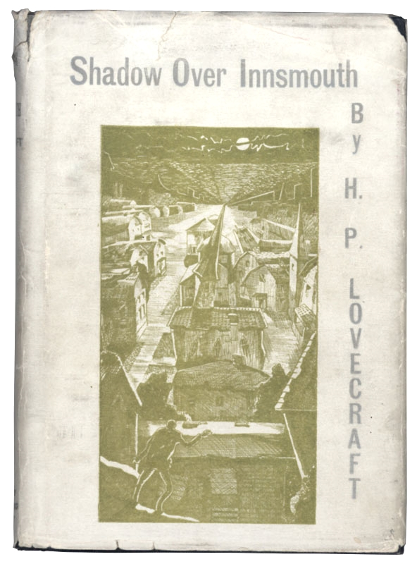 H.P. Lovecraft - Terrores Bibliográficos (1917-1959) | Noviembre Nocturno 57