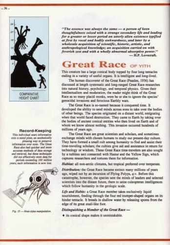 Sandy Petersen y su Guía de Campo sobre las criaturas del Gran Cthulhu | Noviembre Nocturno 23
