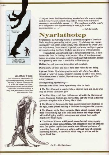 Sandy Petersen y su Guía de Campo sobre las criaturas del Gran Cthulhu | Noviembre Nocturno 17