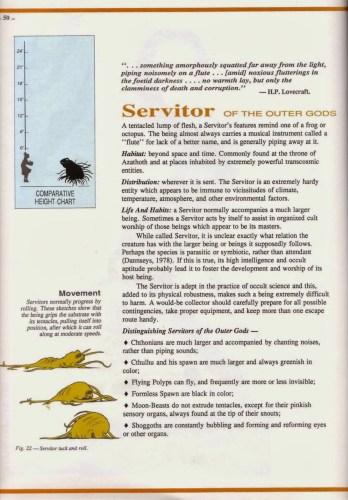 Sandy Petersen y su Guía de Campo sobre las criaturas del Gran Cthulhu | Noviembre Nocturno 14