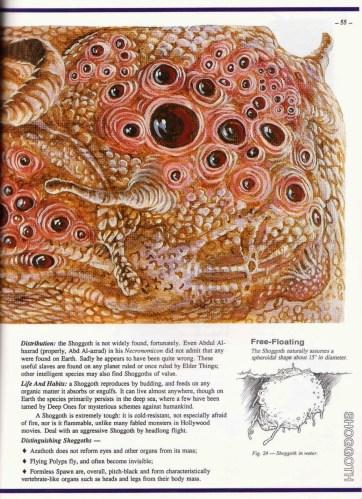 Sandy Petersen y su Guía de Campo sobre las criaturas del Gran Cthulhu | Noviembre Nocturno 10