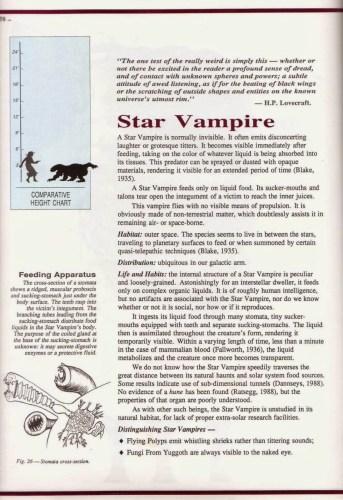 Sandy Petersen y su Guía de Campo sobre las criaturas del Gran Cthulhu | Noviembre Nocturno 4
