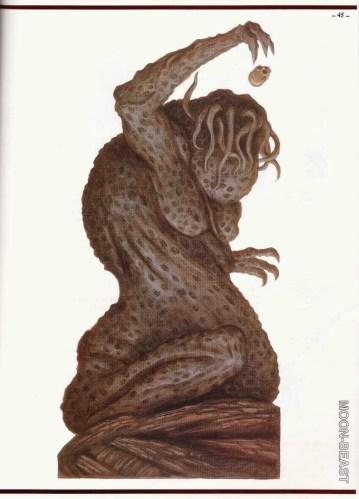 Sandy Petersen y su Guía de Campo sobre las criaturas del Gran Cthulhu | Noviembre Nocturno 30