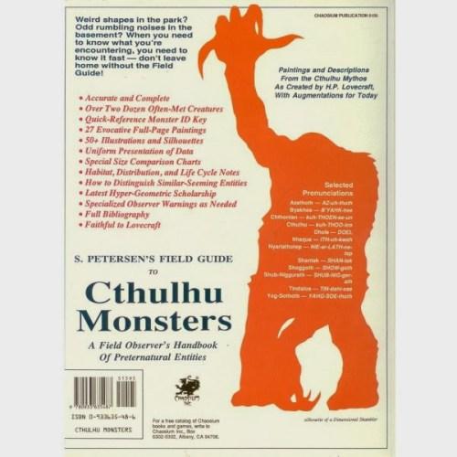 Sandy Petersen y su Guía de Campo sobre las criaturas del Gran Cthulhu | Noviembre Nocturno 1