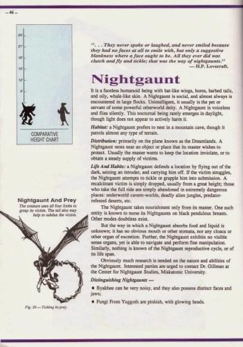 Sandy Petersen y su Guía de Campo sobre las criaturas del Gran Cthulhu | Noviembre Nocturno 28