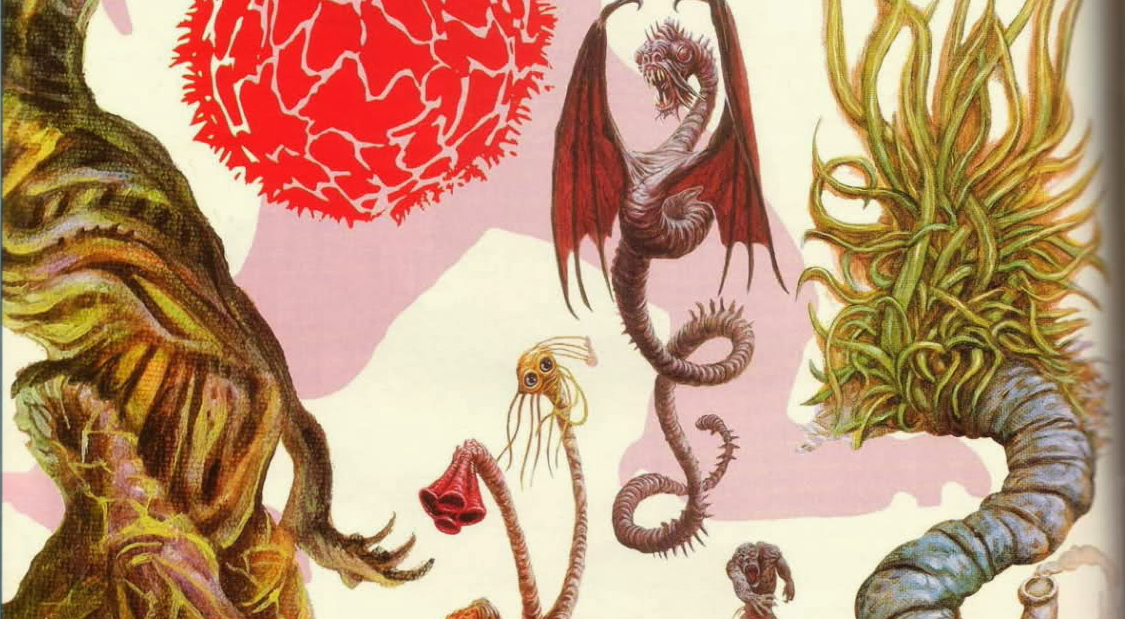 Sandy Petersen y su Guía de Campo sobre las criaturas del Gran Cthulhu | Noviembre Nocturno 33