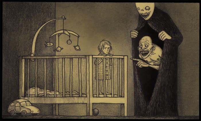 Jhon Kenn, Edward Gorey y el Horror Cósmico | Noviembre Nocturno 53