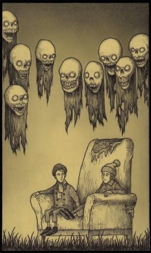 Jhon Kenn, Edward Gorey y el Horror Cósmico | Noviembre Nocturno 40