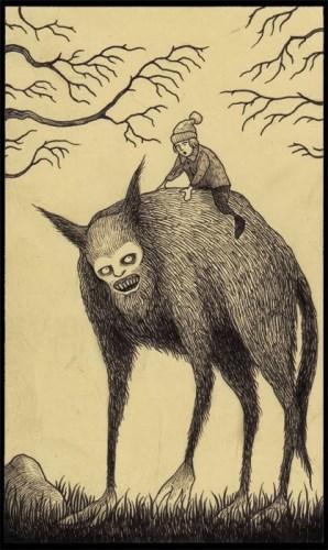 Jhon Kenn, Edward Gorey y el Horror Cósmico | Noviembre Nocturno 26