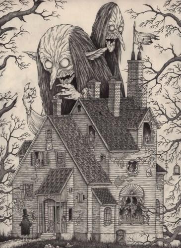 Jhon Kenn, Edward Gorey y el Horror Cósmico | Noviembre Nocturno 15