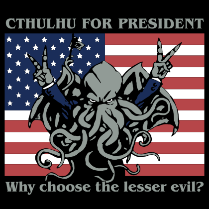 Cthulhu for President